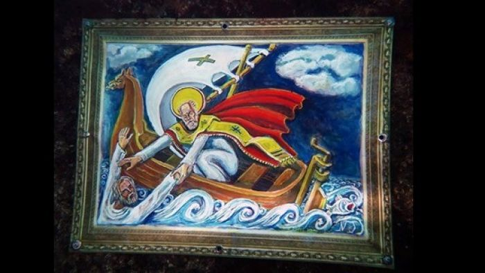 Продават картина от уникална подводна галерия край Приморско