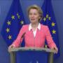 Не си резервирайте летните ваканции в Европа, предупреждава шефът на ЕС Урсула Фон дер Лийен – който казва, че коронавирусът може да бъде тук следващата година